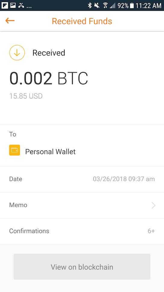 Coinpal wallet 3