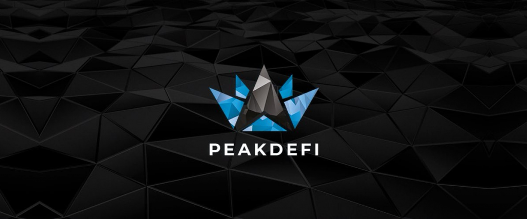 Peakdefi banner