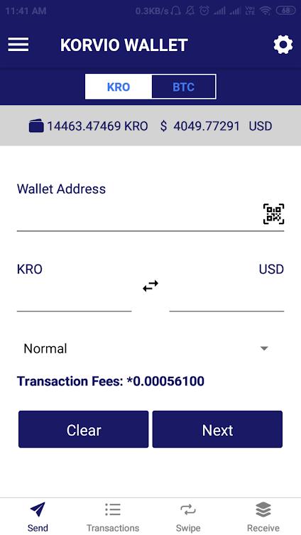 Korvio Wallet 3