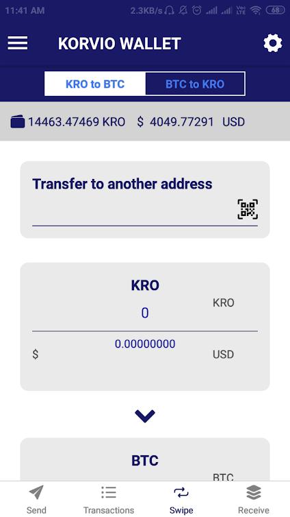 Korvio Wallet 4