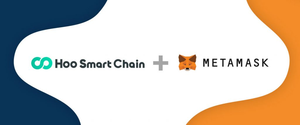 Hoo smart chain with metamask