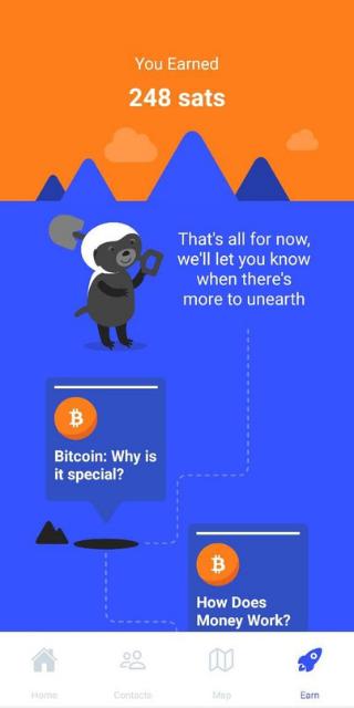 Bitcoin Beach wallet 5