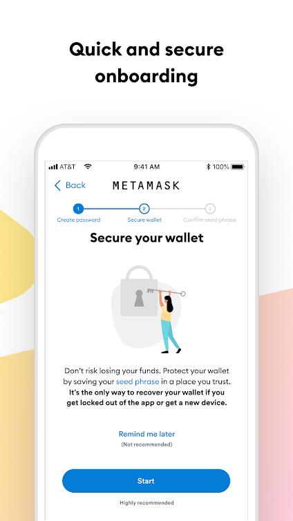 MetaMask wallet 3