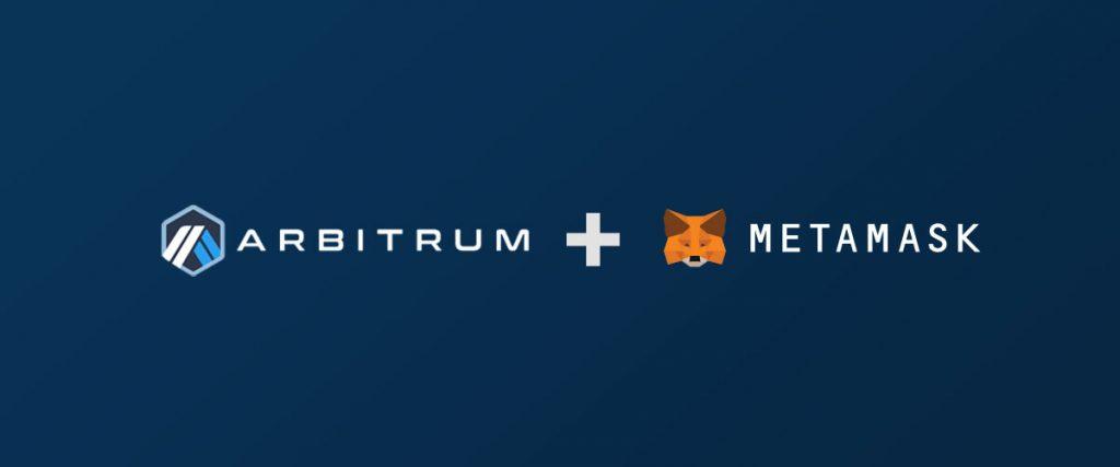 Add Arbitrum to Metamask