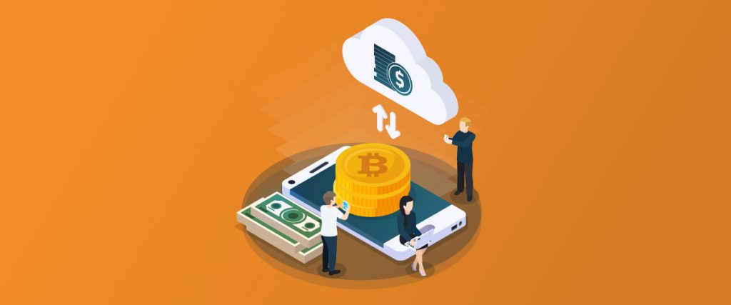 How does a Bitcoin exchange work?